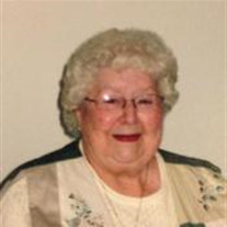 Mary Alice Keefer