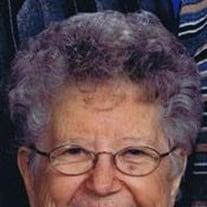 Betty Radaker LeVier
