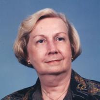 "Mary Imagene ""Gene"" Crawford Palmer"