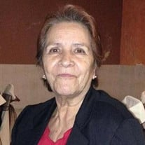 Olga Seca de Morales