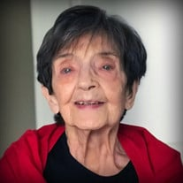 Mrs. Eileen Crighton Cooper, 91, of Whiteville