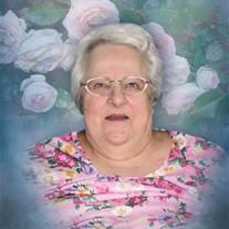 Dorothy M Garrett