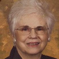 Dorothy Jean Hooker Graff
