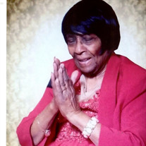 "Mrs. Margaret ""Missionary M""  Dean"