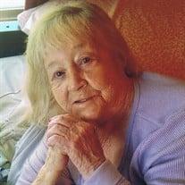 Marjorie Ann Kummer Mecham