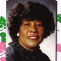 Mrs. Norma Jean Tucker