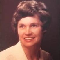 Velma 'Ann' Brunstrom