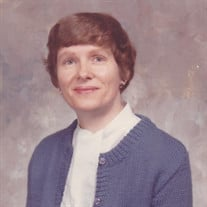 Mary Irvin Cook