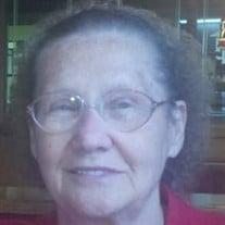 Mavis Loretta Brown