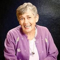 Martha Jane Owers