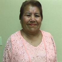 Esther Ramirez Garza