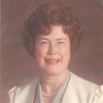 Margaret Lillian McCraw  Goard