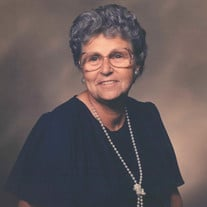 "Delores ""Sally"" Ann Chevalier"