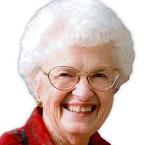 Gertrude M Kelley