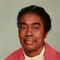 Mrs. Geraldine Cox Atkinson