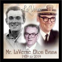 LaVerne E. Evans