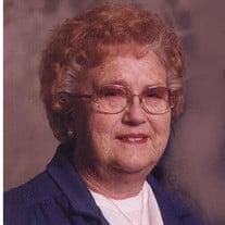 Betty Jane Weber