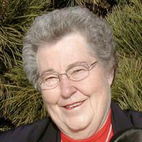 Greta Louise Jordan