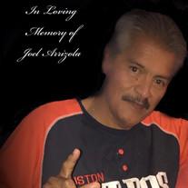 Mr. Joel Arrizola
