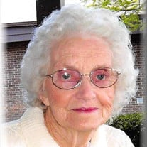 Mrs. Grace Evelyn Slayden
