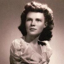 Peggy Webb Gilmer