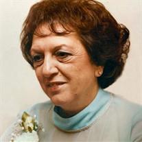 Josephine D. A.  Norris