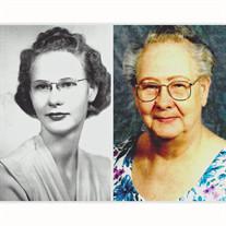 Verla Mae Sullivan Chadwick