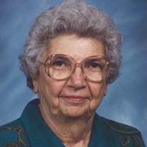 Ethel Grace Webre