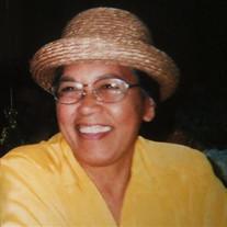 Vivian Pahuanui Flores