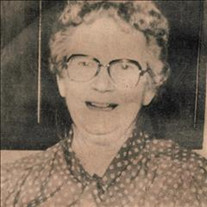Virginia E. McConnell