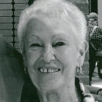 Geraldine F Patrick