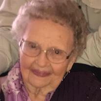 Mrs. Doris Clark Grauerholz
