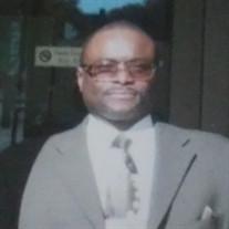 Pastor Calvin Earl Buxton