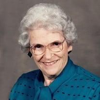 M. Virginia Guthrie