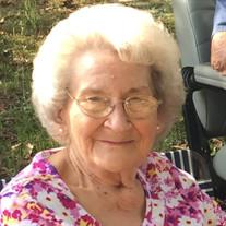 Mrs. Betty Hickman Quick