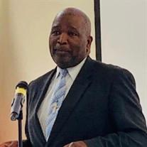 Apostle Herman R. Robinson III