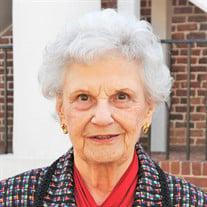 Mary McLeod Martin