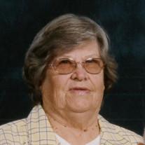 """Mrs. Elva Ruth """"Bo"""" Tapscott Parker"""