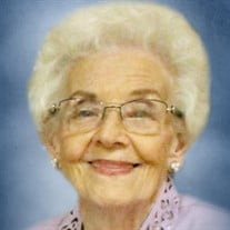 Mrs. Hazel Roberta Carter
