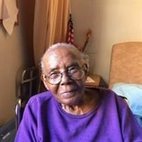 Mrs. Almena  Leaf Richardson