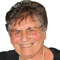Mrs. Claudia A. (Cappuccia) Nivaggi