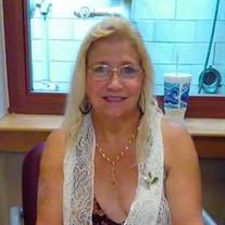 """Glenda """"Julie"""" Jo Hallett"""