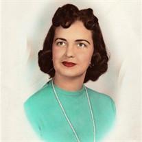 Mrs. Martha Rebecca Bohanon