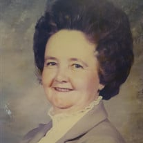 Mrs. Jessie Muriel Seale Swindle