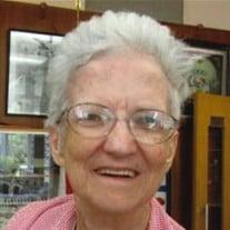 Martha Jane Fariss