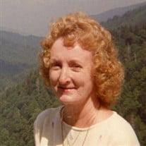 Peggy Joyce Gilliand