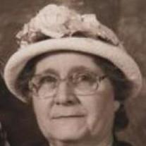Josephine M McCombs