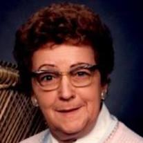 June Hale Adams