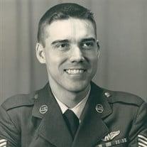 Master Sergeant Wyley Cowart