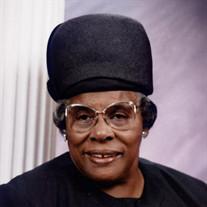 Mrs. Ethel Clay Rowan